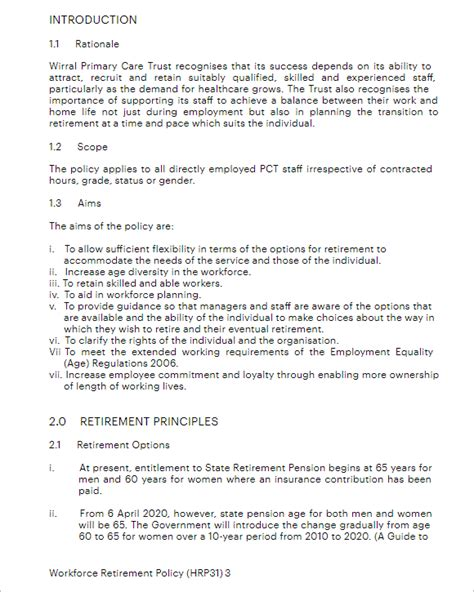 policy and procedure template microsoft word 28 policy and procedure templates free word pdf