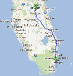 turnpike map florida 301 moved permanently