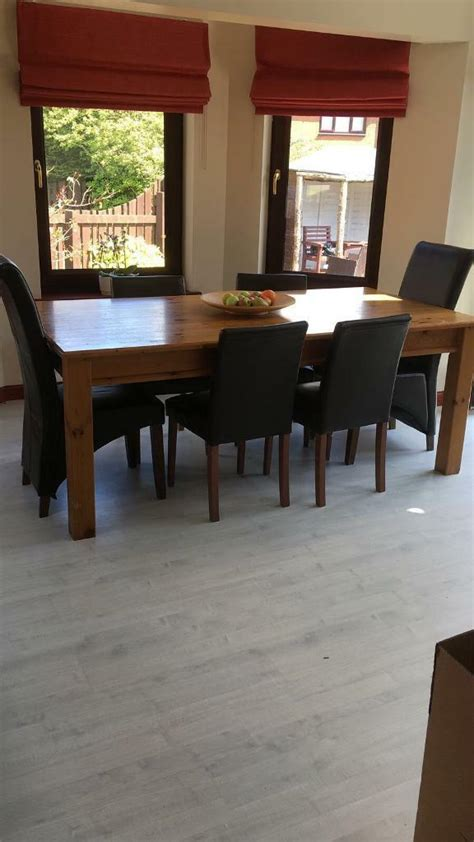 large dining room table   chairs  cumbernauld