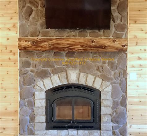 rustic mantels rustic wood fireplace mantel rustic log
