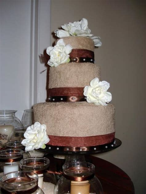 bridal shower towel cake pictures jpg hi res 720p hd