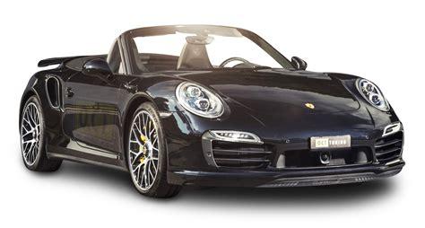 porsche 911 png black porsche 911 turbo car png image pngpix