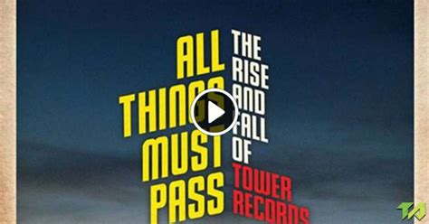 all things trailer all things must pass trailer 2015