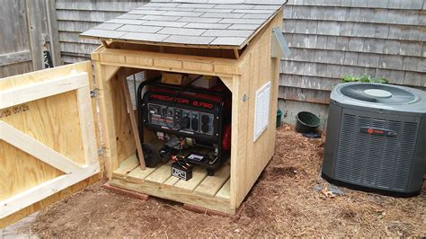 my generator house better than the design