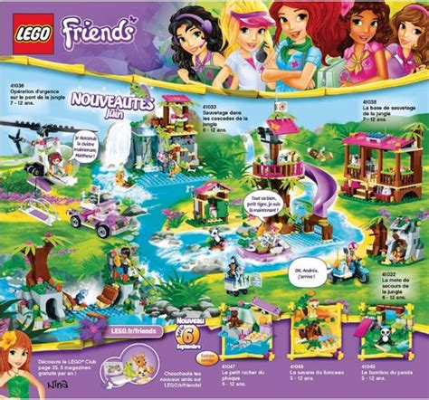 15 Dessins De Coloriage Lego Friends Jungle 224 Imprimer