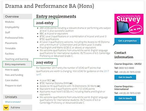 Mba Qualification Level by Entry Requirements Undergraduate South Bank