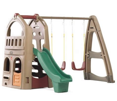 step2 play up swing set swing sets for toddlers best outdoor toys