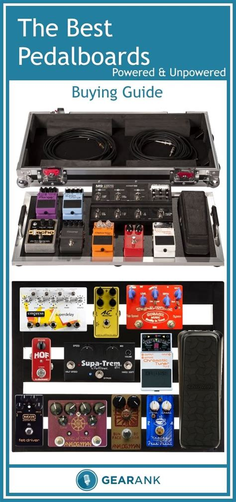 best powered pedalboard guide to the best powered unpowered pedalboards in