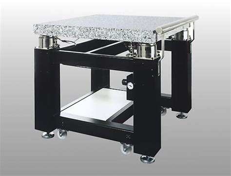 vibration isolation table vibration isolation tables stable probe systems