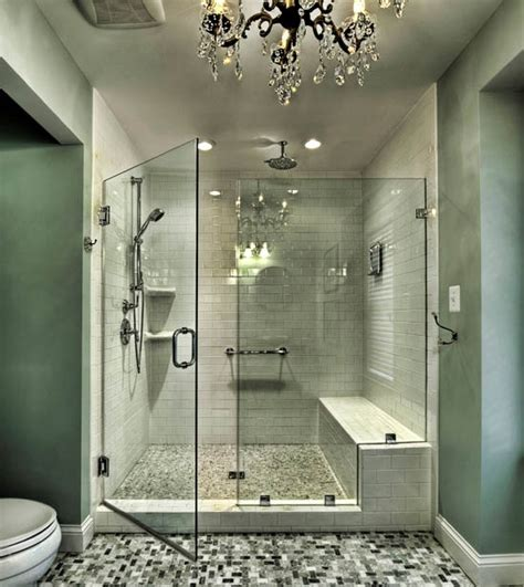Bathroom Showers Ideas Pictures by 10 Walk In Shower Ideas That Are Bold And Interesting