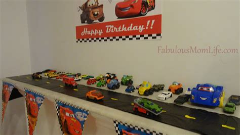 cars themed birthday games cars theme party ideas games and table decor fabulous