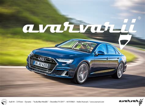 2019 Audi A4 by 2019 Audi A4 Facelift Rendered Showing New Front End
