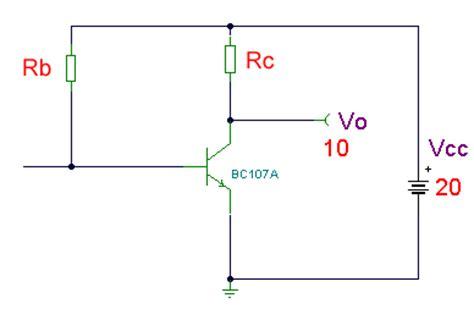 transistor quiescent point index of design cct
