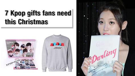 gifts for fans 7 kpop gifts fans need this
