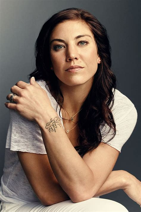 hope solo tattoo photo of the day finishers