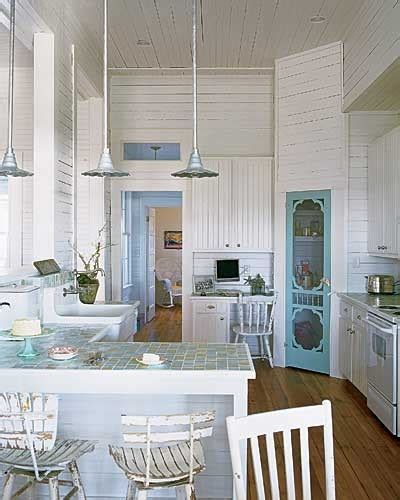 seaside cottage decor 22 white kitchens that rock picklee