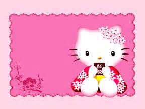 Kumpulan gambar hello kitty gambar lucu terbaru cartoon animation