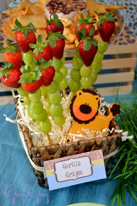 jungle themed birthday party jungle safari birthday party
