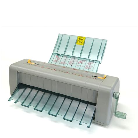 Used Business Card Cutter