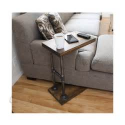 computer coffee table industrial furniture coffee table side table laptop stand