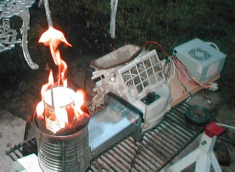 Backyard Metal Furnace by Backyard Metal And Forges