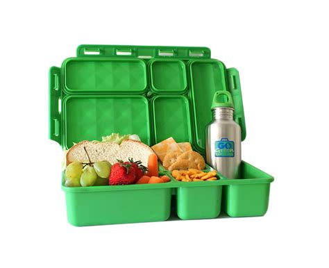 Lunch Box Set Piled Box Family 1 go green lunch box review oh so busy