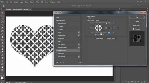 photoshop pattern how to install photoshop in 60 seconds how to install and use patterns