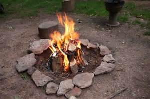 Woodland Direct Fire Pit by Campfire Pit One Per Property Picture Of Woodland Tipis