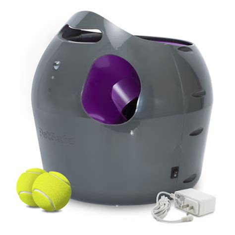 automatic tennis launcher for dogs petsafe 174 automatic launcher for dogs review australian lover