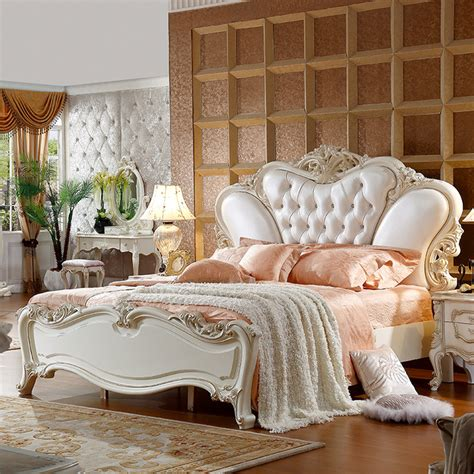 white leather king bed white leather beds promotion shop for promotional white