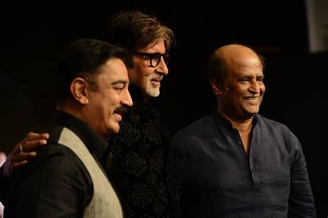with KAMAL HASAN AND RAJNI KANT | AMITABH BACHCHAN | Pinterest