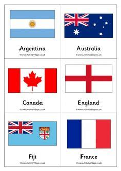 printable miniature flags of the world 1000 images about rugby fun for kids on pinterest rugby