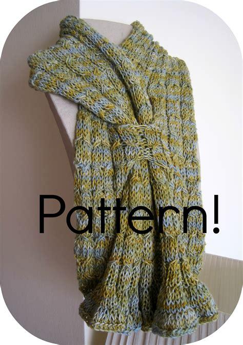 knitting patterns scarf tutorial knitting scarf pattern cotton knitting tutorial pdf on