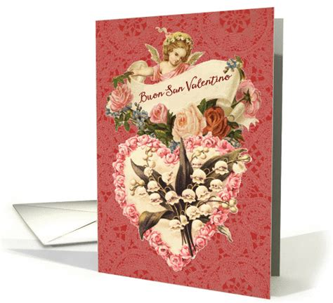 happy valentines day italian happy s day in italian vintage and card