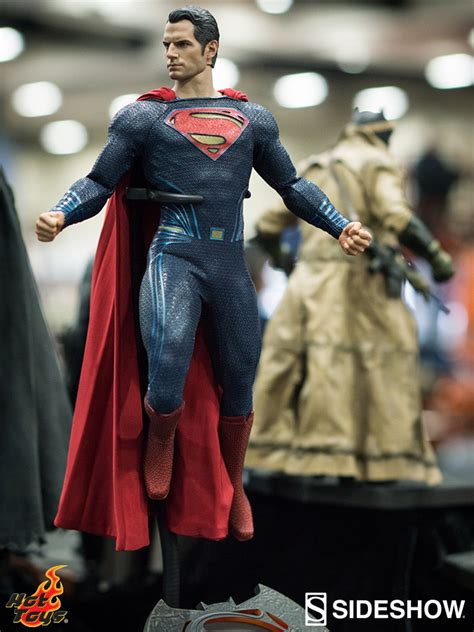 Toys Ht Cosbaby 391 Justice League Superman toys at comic con sideshow collectibles