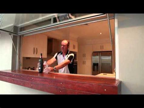 Remove Kitchen Cabinets kitchen servery window youtube