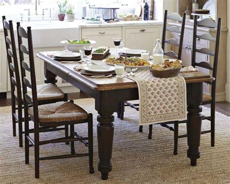 williams sonoma dining table farmhouse rectangular dining table williams sonoma
