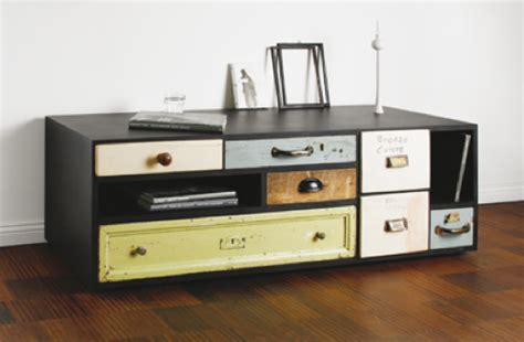 modern vintage furniture schubladen recycled furniture from drawers skimbaco