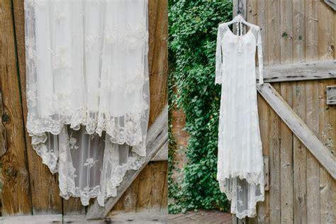 Bohemian Brautkleid by Bohemian Inspiriertes Hochzeitskonzept