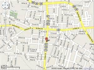 map and directions beaver house restaurant statesboro ga