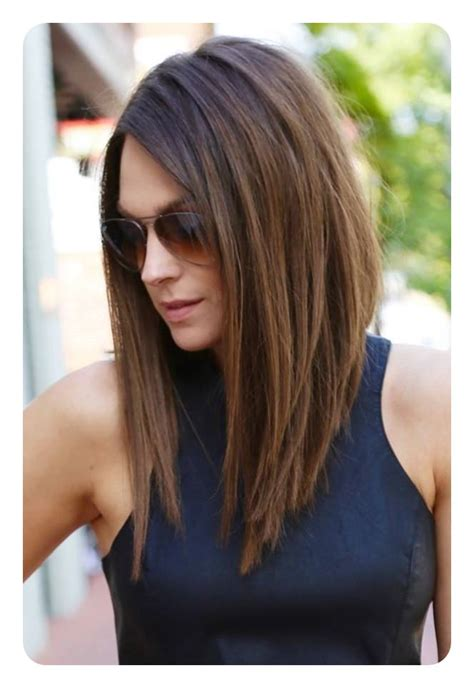 hair styles shorter in front than in back for boys 61 chic long bob s that are sure to turn heads