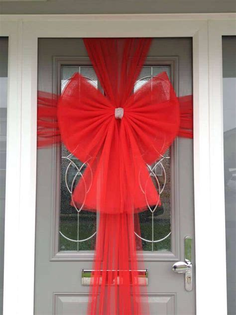 buy red door bow  day delivery order