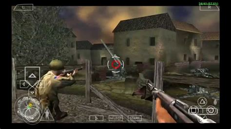 ppsspp emulator 0 9 8 for android call of duty roads to victory 720p hd sony psp - Call Of Duty Android