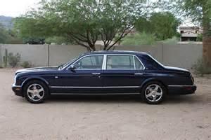 Bentley Arnage 2002 2002 Bentley Arnage R Lwb 25k 1 Of 11 Sold