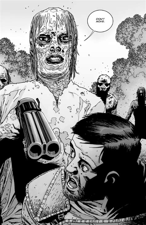 Negan Kills A Major Baddie in The Walking Dead (SPOILERS