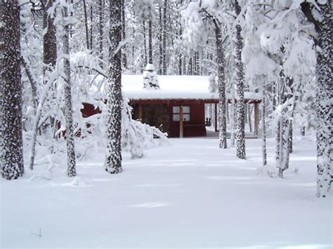 day 13 you are snowed in at a cabin write a list of thing