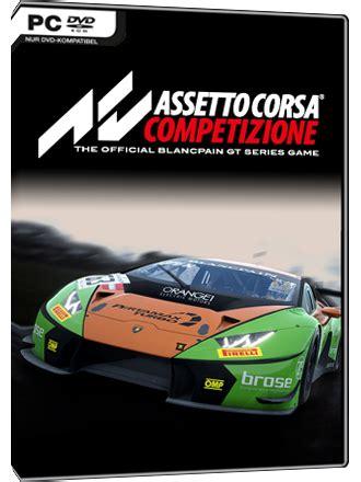 Schnellstes Auto Assetto Corsa by Assetto Corsa Competizione Kaufen Acc Steam Key Mmoga