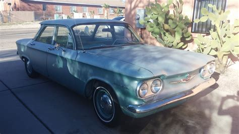 how to work on cars 1960 chevrolet corvair on board diagnostic system 1960 chevrolet corvair overview cargurus