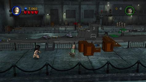u boat video game lego indiana jones the original adventures screenshots