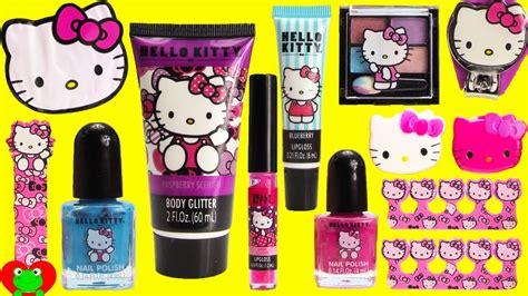 Set Hello by Hello Mega Cosmetics Set And Surprises